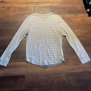 Mossimo Athletic Fit Long Sleeve